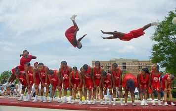 The Jesse White Tumbling Team